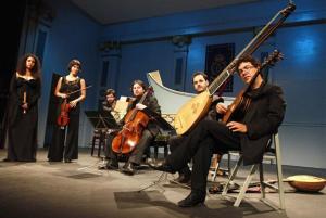 El grupo La Ritirata inaugura el festival de Música Antigua de Logroño