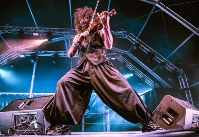 El violinista Ara Malikian cierra el ciclo 'Rioja en vivo'