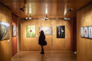 Exposición del XXI Concurso de fotografía 'El Rioja y los 5 Sentidos'