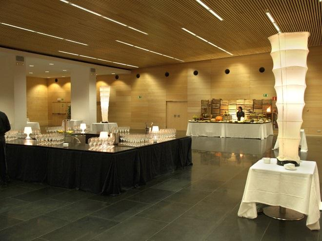 Banquet and Exhibition Hall