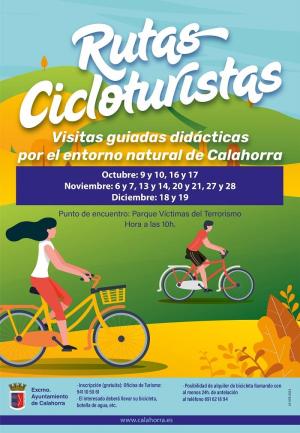 Rutas cicloturístas en Calahorra