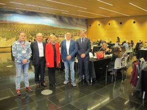 """González Menorca señala que La Rioja Turismo y Negocios """"permite acceder a nuevos mercados y consolidar el turismo como un sector de futuro para La Rioja"""""""