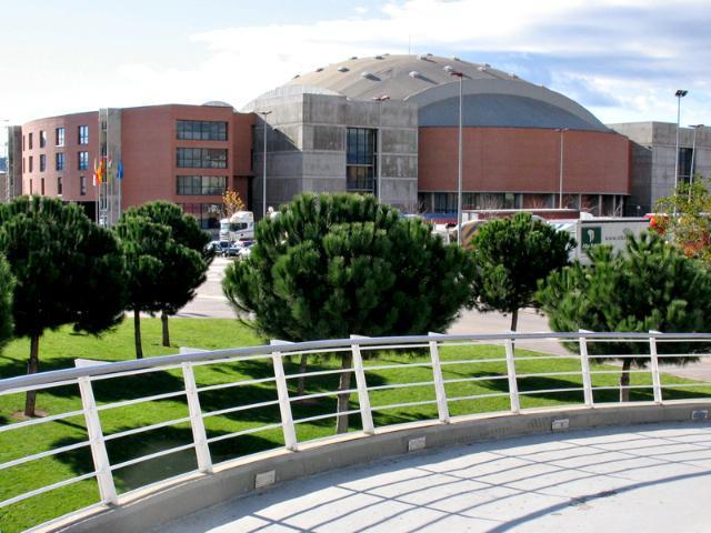 Palacio de los Deportes de La Rioja