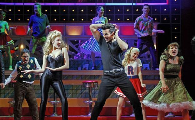 Logroño recordará el musical Grease el 7 de septiembre en Riojafórum