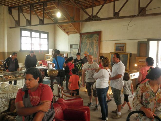 X Feria Internacional de Antigüedades de Munilla