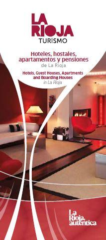 Hoteles, hostales, apartamentos y pensiones de La Rioja