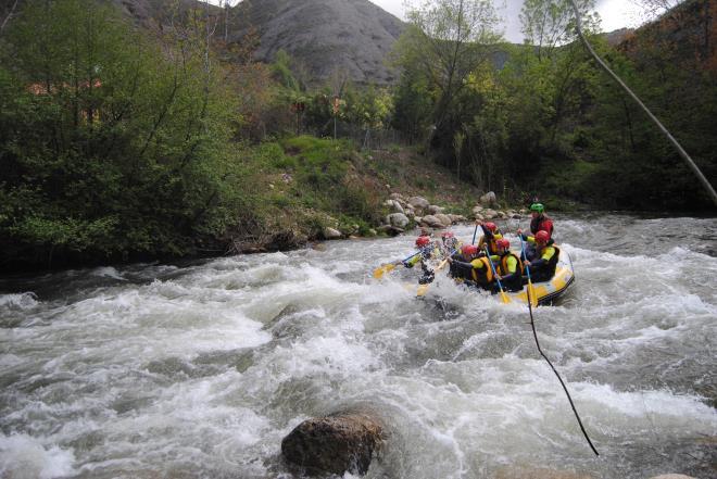 Rafting, River Tubing, Barranquismo, Canoraft... Pasa tu verano en el agua