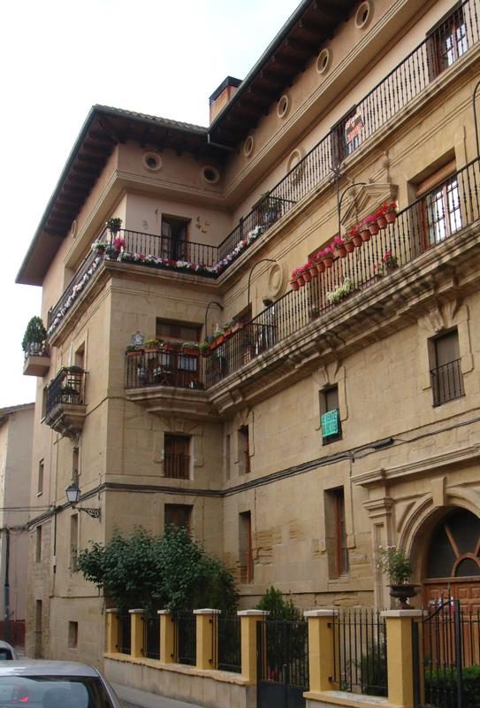 Palacio de Las Sevillanas