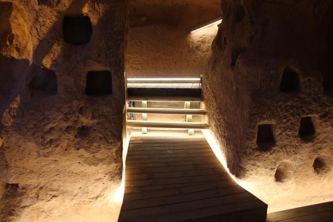 Visitas a las Cuevas de los Cien Pilares