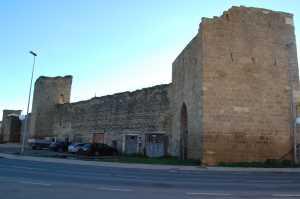 Muralla de Santo Domingo