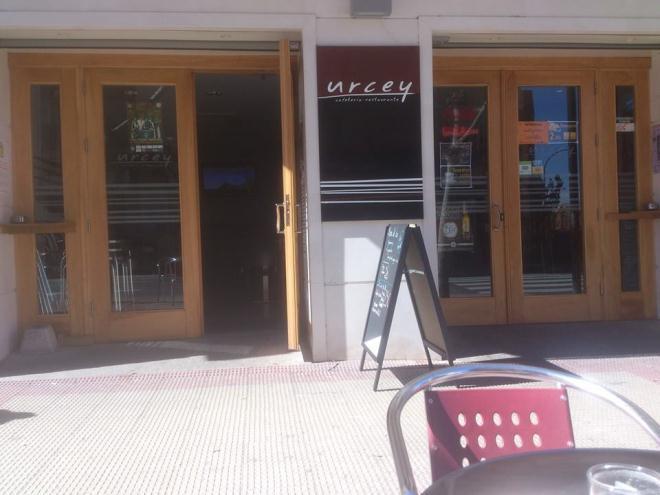 Urcey