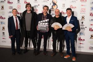 Rodríguez Osés ha asistido en Madrid a la entrega de premios de la Unión de Actores y Actrices