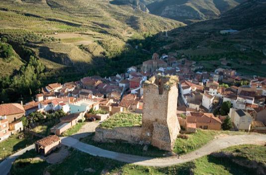 Torre-fuerte de Préjano