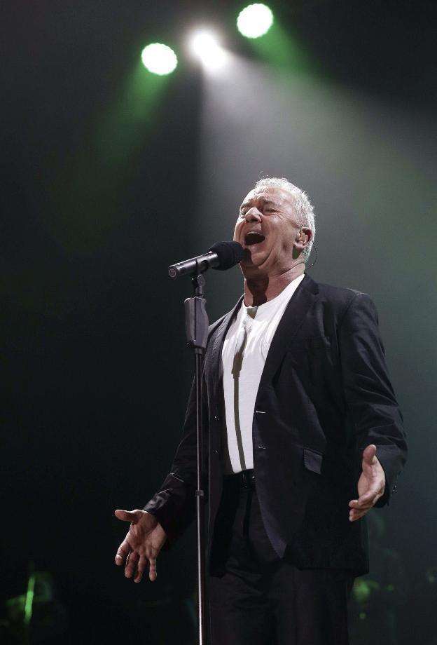 Víctor Manuel regresará a Logroño en mayo del 2019