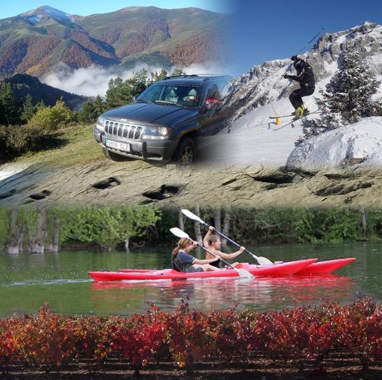 Ski, Turismo y Aventura
