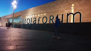 Riojafórum, uno de los 70 monumentos 'verdes' por San Patricio