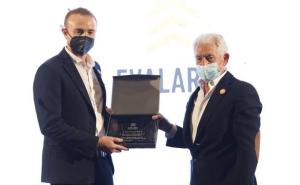 La constructora Evalarra celebró su 40 aniversario en Riojafórum