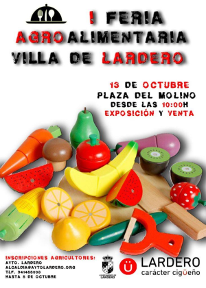 I Feria Agroalimentaria Villa de Lardero