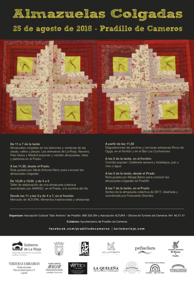 9ª Fiesta de las Almazuelas colgadas en Pradillo de Cameros