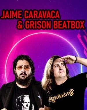 Riojafórum presenta al humorista Jaime Caravaca junto a Grison Beatbox