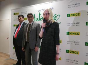 Gala de entrega de los Premios Solidarios ONCE La Rioja 2019 en Riojafórum