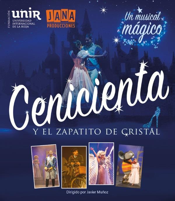 CENICIENTA Y EL ZAPATITO DE CRISTAL  - Agenda - Riojaforum  palacio ... 06da24d94649