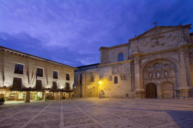 Plaza del Santo