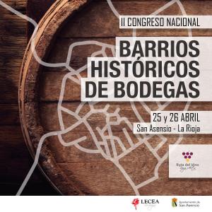 II Congreso Nacional 'Barrios históricos de bodegas'