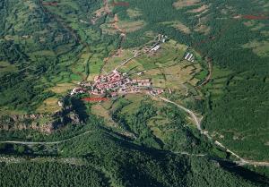 7, Sendero de Lumbreras y sus aldeas
