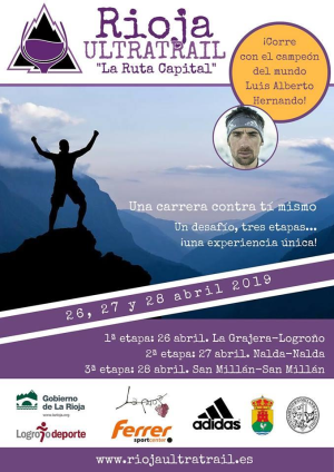 "V Rioja Ultratrail ""La Ruta Capital"""