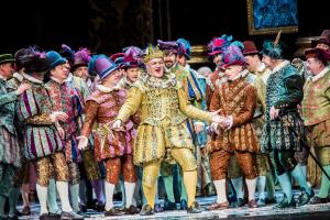Ópera en cine: Rigoletto desde el Festival d'Aix-en-Provence