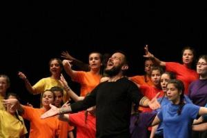 Programa Impulsa: Leioa Kantika Korala con el coro juvenil del Coro Sinfónico de La Rioja