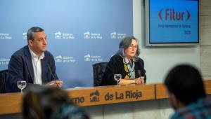 La Rioja avanzará en FITUR las nuevas líneas estratégicas que marcarán la política turística en los próximos años