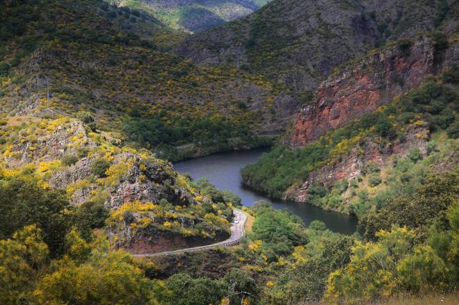 Canales de la Sierra, Villavelayo y Mansilla de la Sierra.