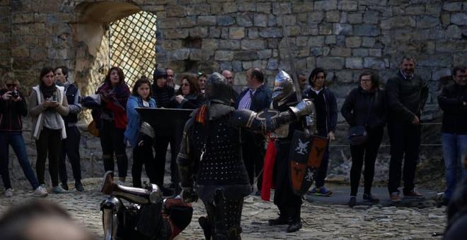 XIV Jornadas de artesanía medieval en Cornago