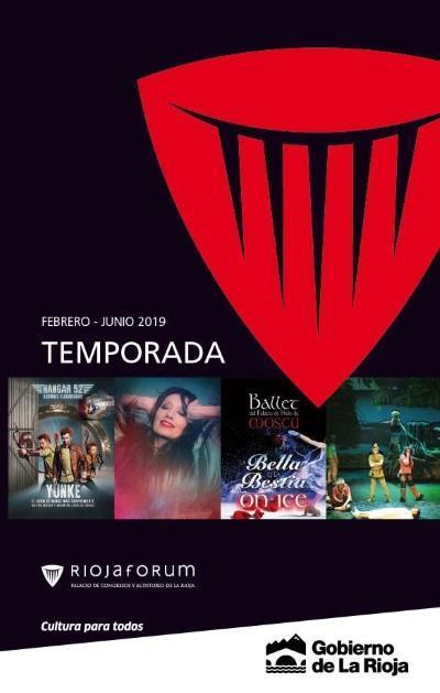 Riojaforum Cultural programme