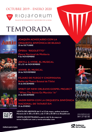 Programme culturel Riojaforum
