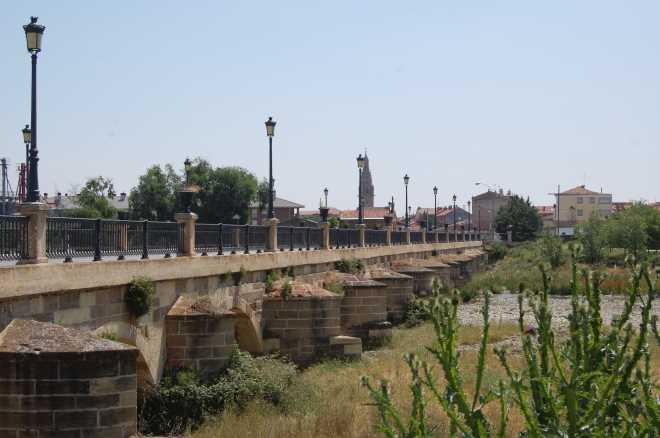 Puente en Santo Domingo
