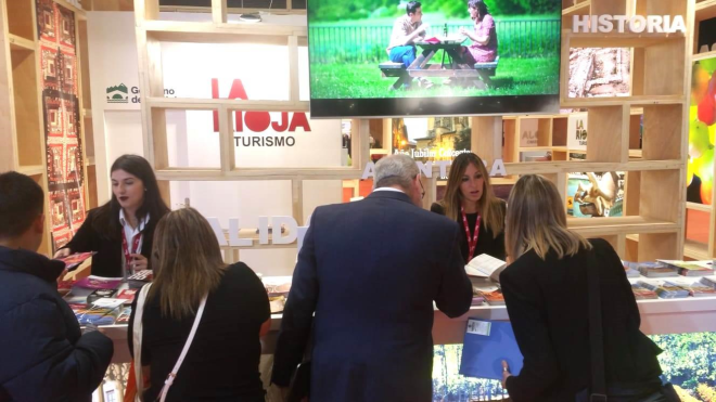 La Rioja promociona sus principales recursos turísticos este fin de semana en una nueva edición de Expovacaciones en Bilbao