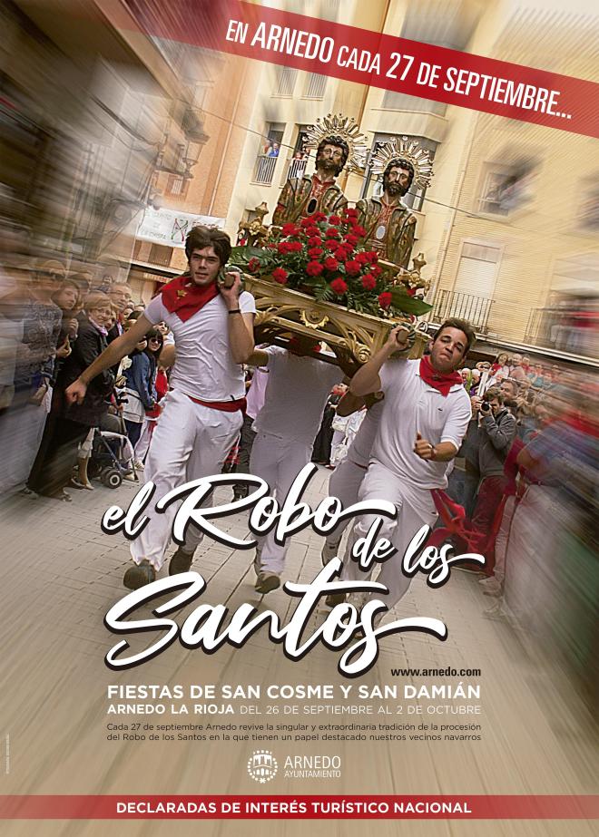 Las Fiestas de San Cosme y San Damián, declaradas de Interés Turístico Nacional