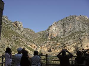 Visitas guiadas al Mirador del Buitre y la Cueva del Ajedrezado
