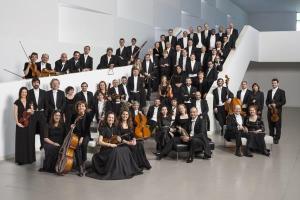 Orquesta Sinfónica del Principado de Asturias y el Coro de la Fundación Princesa de Asturias con solistas