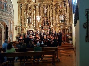 Artesábados de julio en San Román de Cameros