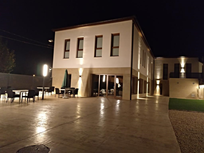 Hotel Entreraíles