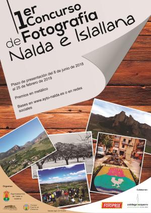 1º Concurso de Fotografía Nalda e Islallana