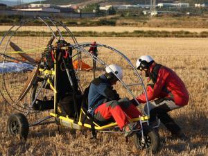 Alvuelo Parapente en la Rioja
