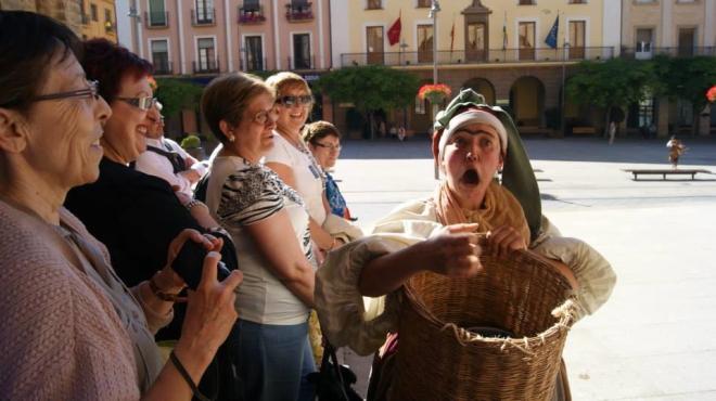 IX Rutas Teatralizadas Alfaro Barroco