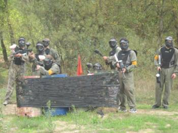 Paintball Rioja