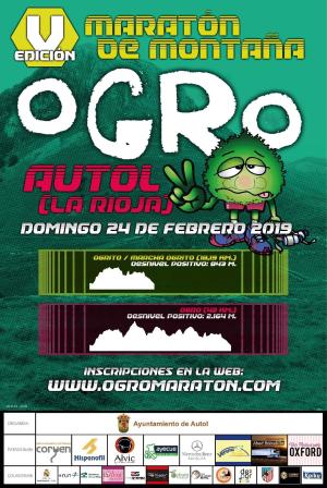 5ª Maratón de Montaña Ogro