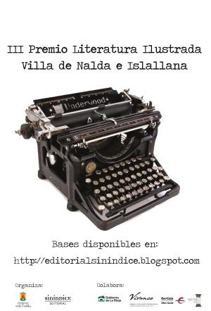 III Premio Literatura Ilustrada Villa de Nalda e Islallana